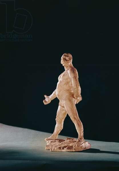 Study for Balzac nude, 1893 (plaster)