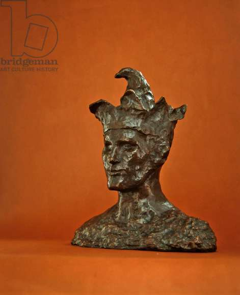 Jester (bronze)
