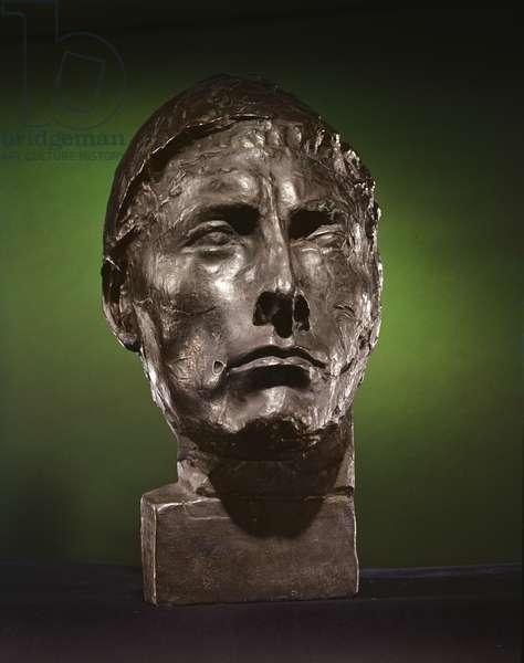 Pope Benedict XV, 1915 (bronze)
