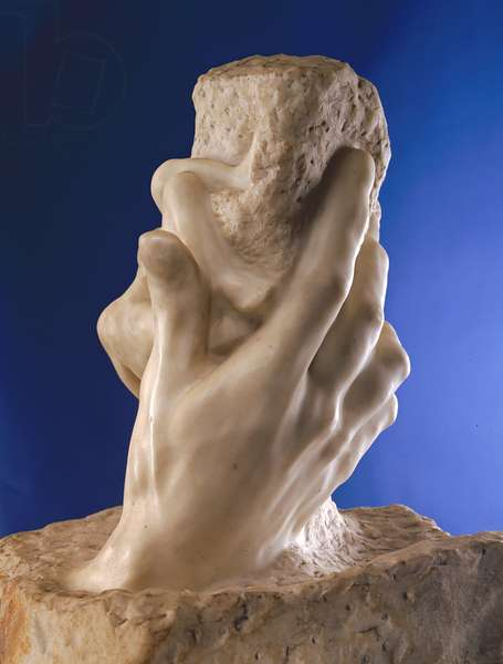 The Hand of God, 1898 (marble)