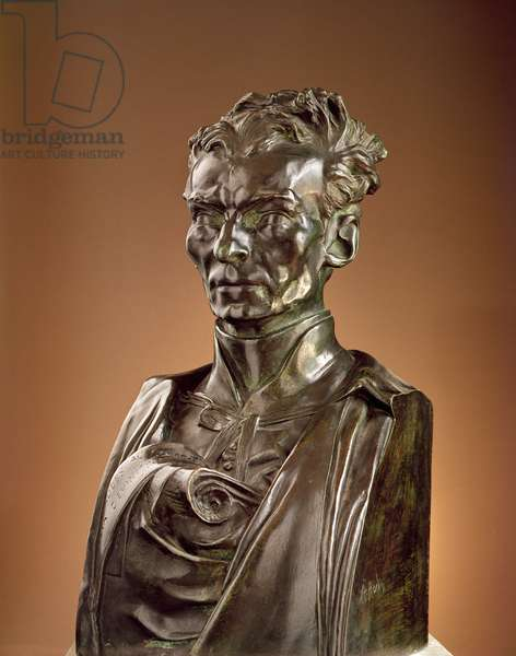 Father Eymard, 1963 (bronze)