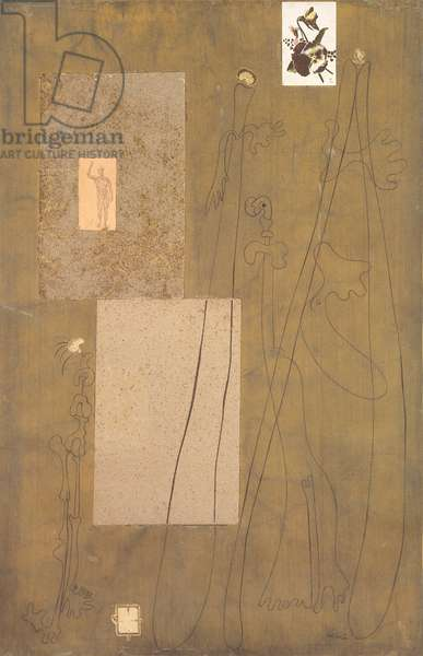 Collage, 1933 (mixed media)