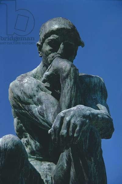 The Thinker (bronze)