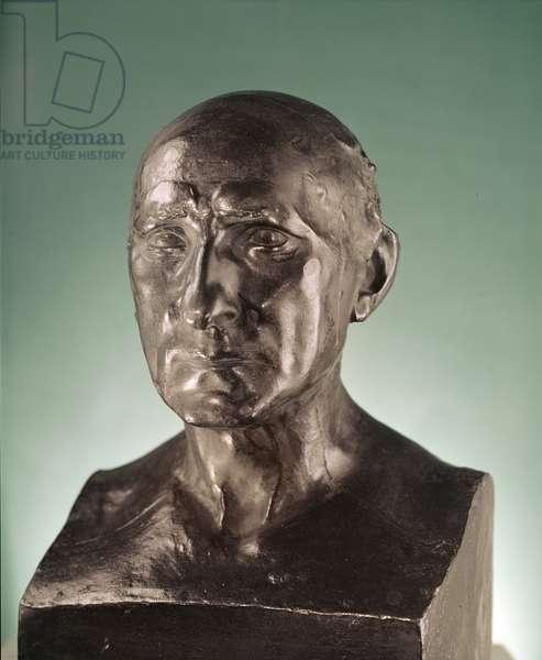 Jean Baptiste, 1864 (gilded bronze)