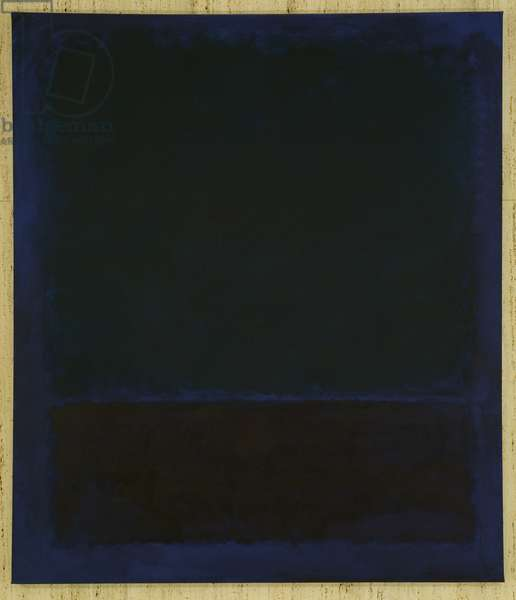 Untitled, 1967 (oil on canvas)