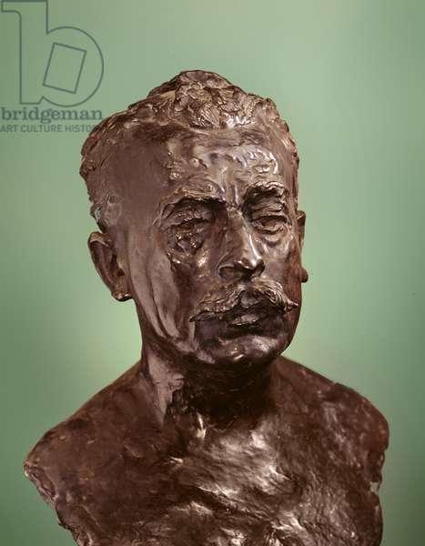 Etienne Clementee, 1916 (bronze)