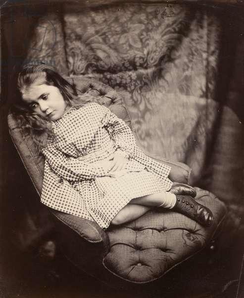 Margaret Frances Langton Clarke, 1864, printed c.1866 (albumen print)