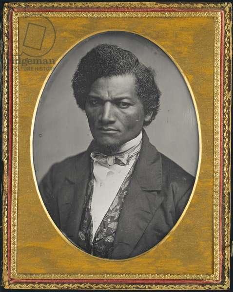 Frederick Douglass, 1847-52 (daguerreotype)