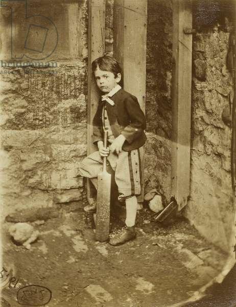 Charles (Robin) Langton Clarke, 1864 (albumen print)