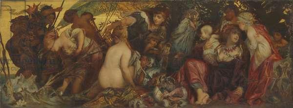 Treasures of the Sea, 1865–80 (oil on canvas)