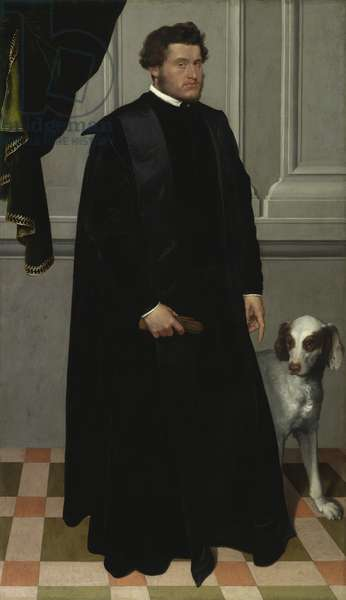 Gian Lodovico Madruzzo, 1551-52 (oil on canvas)