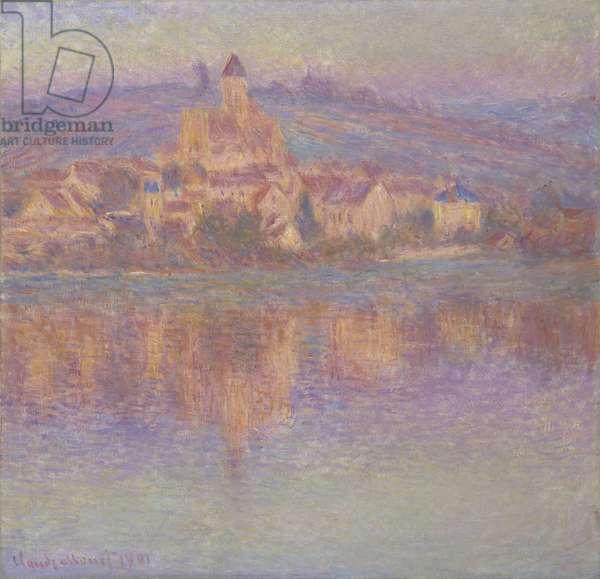 Vétheuil, 1901 (oil on canvas)