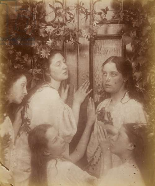 Have we not Heard the Bridegroom is so Sweet, August 1874 (albumen print)