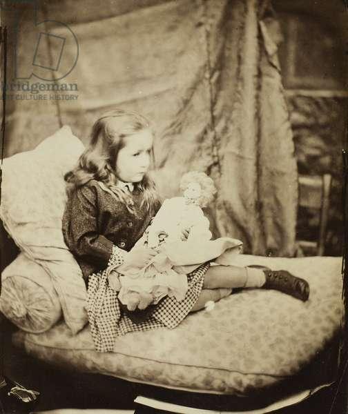 Margaret Frances Langton Clarke, September 1864 (albumen print)