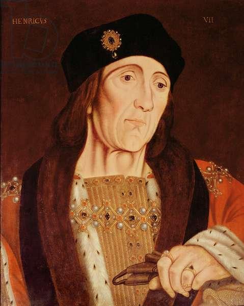 Henry VII, c.1505 (oil on panel)