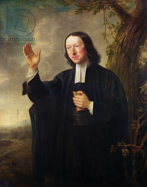 Portrait of John Wesley, c.1766 (oil on canvas)