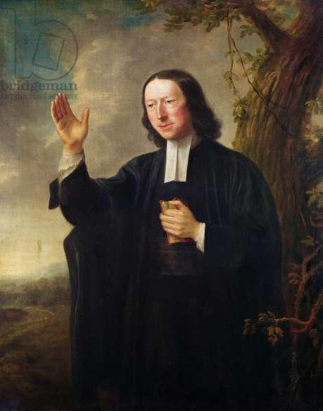 Portrait of John Wesley, c.1766 (oil on canvas)