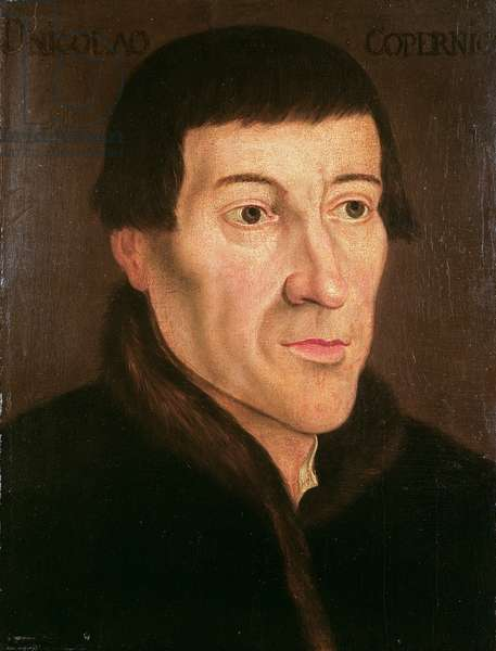 Nicholas Copernicus, c.1776 (oil on canvas)
