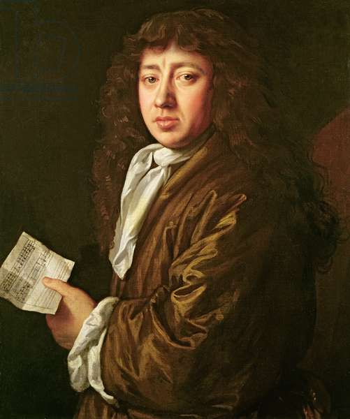 Portrait of Samuel Pepys (1633-1703) 1666 (oil on canvas)
