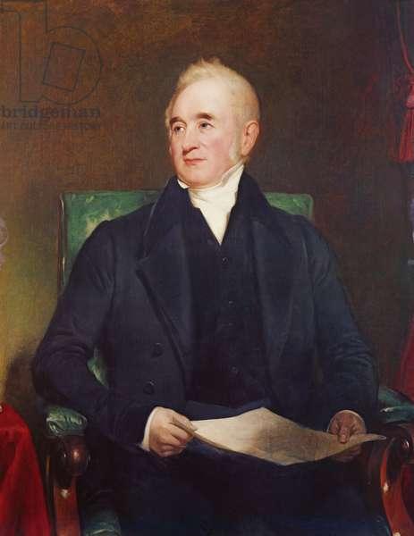 George Stephenson, c.1845 (oil on canvas)