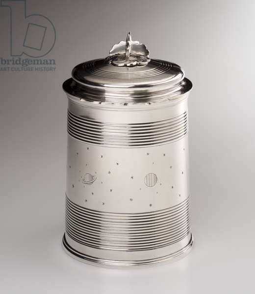 Tankard, London, 1811-12 (silver)