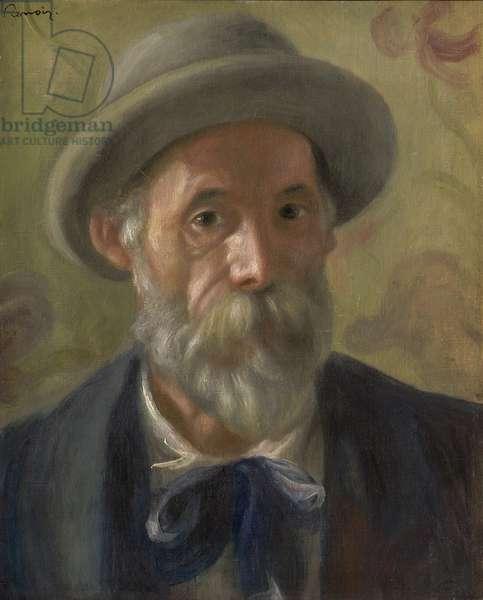 Self Portrait, 1899 (oil on canvas)