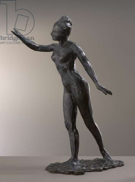 Grand Arabesque, First Time, modeled c.1880s, cast 1919–21 (bronze)