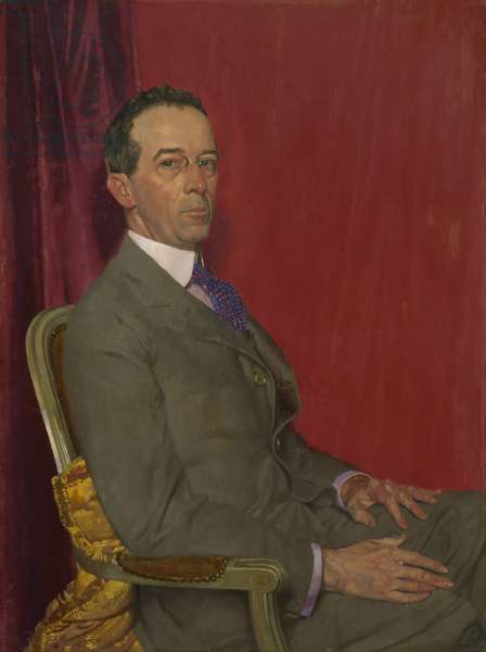 Robert Sterling Clark, 1921-22 (oil on canvas)