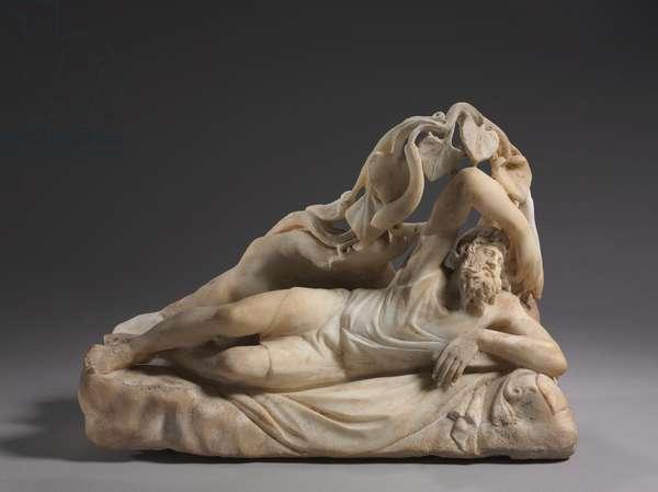 Jonah Under the Gourd Vine, 280-290 (marble)