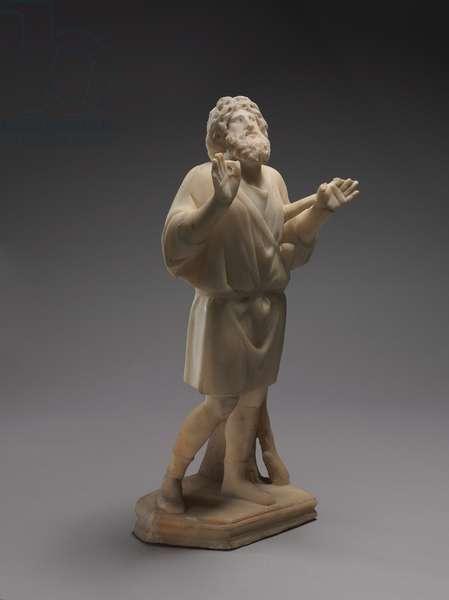 Jonah Praying, 280-290 (marble)