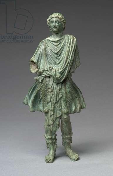 Lar, 1-25 (bronze with copper inlays)