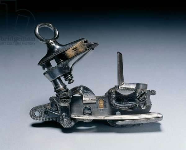 Miquelet Lock, c.1790-1800 (steel)