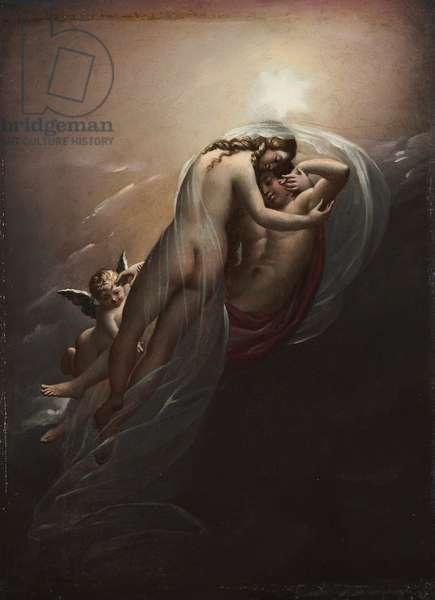 Aurora and Cephalus, c.1810 (oil on canvas)