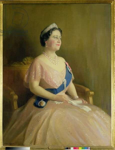 H.M. Queen Elizabeth, the Queen Mother (1900-2002)