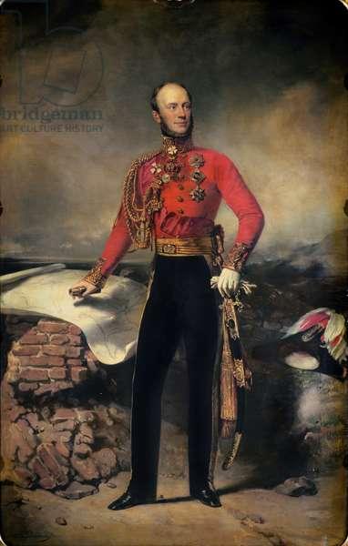 Field Marshall King Leopold I of Belgium