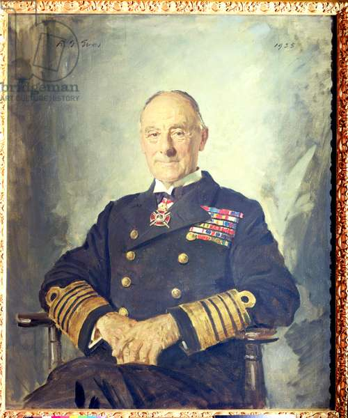 Admiral of the Fleet, Earl Jellicoe of Scapa (1859-1935)