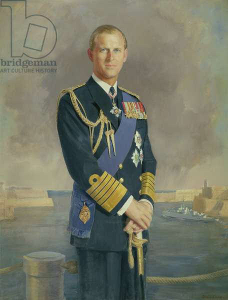 H.R.H. The Duke of Edinburgh