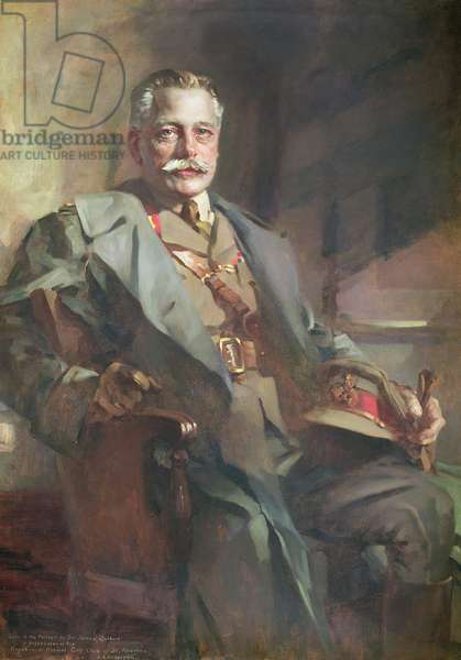 Field Marshal Earl Haig of Bemersyde, copy after Sir James Guthrie (1859-1930)