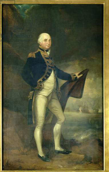 Admiral Lord Collingwood (1750-1810)