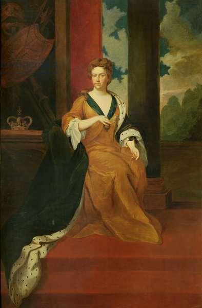 H.M.Queen Anne