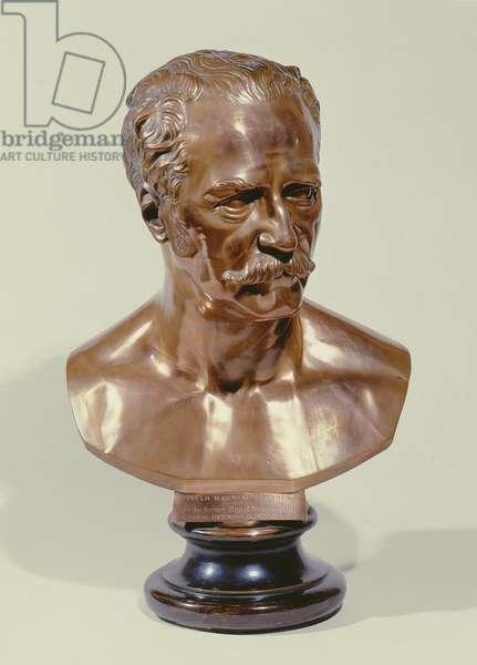 Field Marshall Blucher (1742-1819) (bronze)