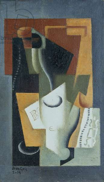 Still Life, 1919 (oil on canvas)