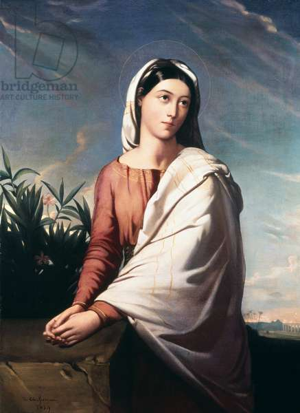 The Virgin, 1839 (painting)