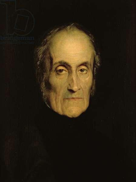 Prince Adam George Czartoryski (1770-1861) (oil on canvas)