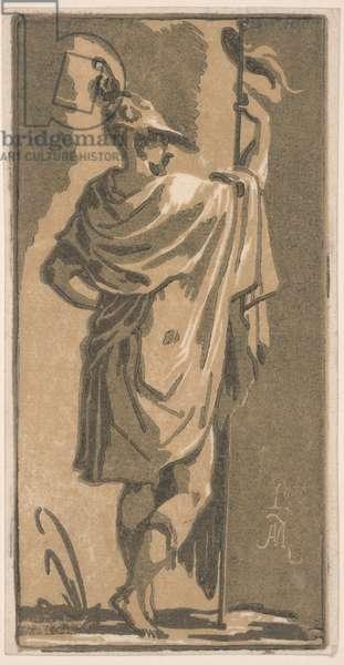 St. James (ink on paper)