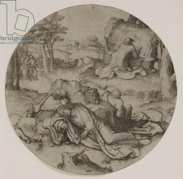 Agony in the Garden, 1509 (engraving)