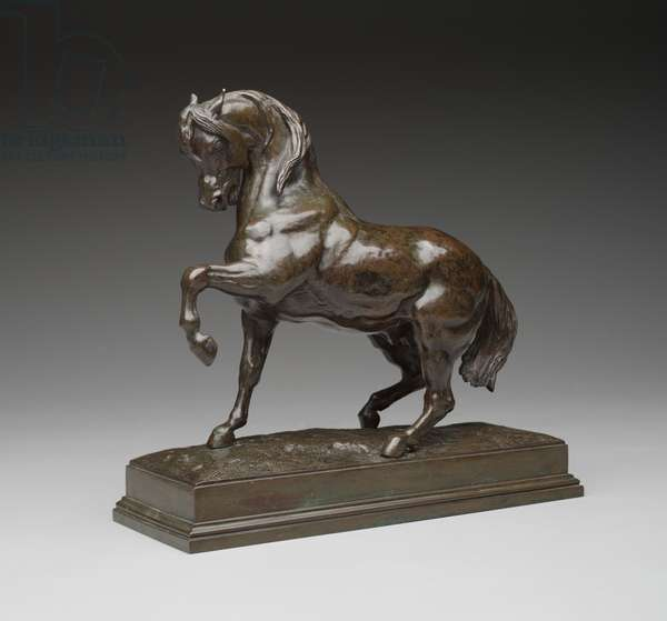 Turkish Horse, c.1838 (bronze)