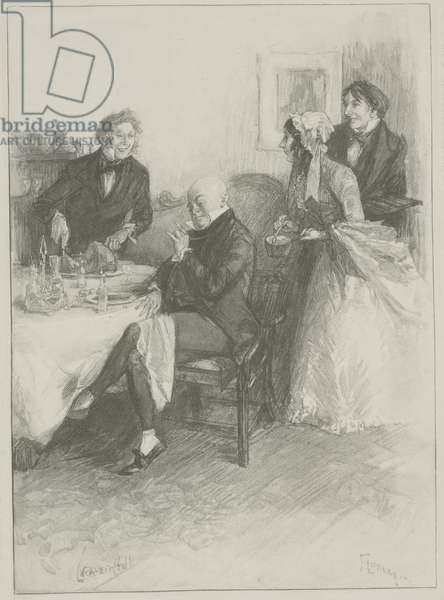 Untitled, late 19th-early 20th century (wood engraving)