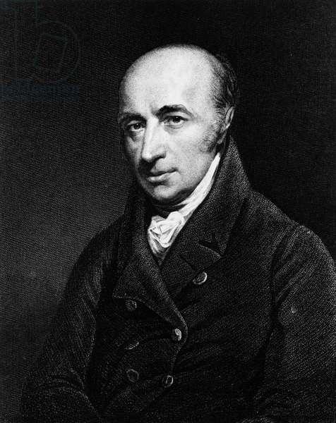 Portrait of William Hyde WOLLASTON (1766-1828) English scholar