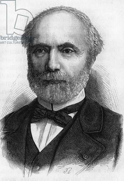 Louis Charles de SAULCES by FREYCINET (1828-1923) French politician